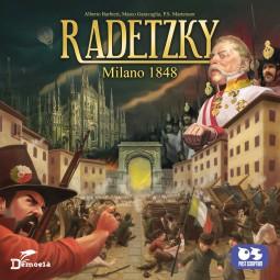 Radetzky: Milano 1848 (deutsch / englisch)
