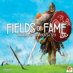 Raiders of the North Sea - Fields of Fame Expansion