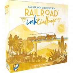 Railroad Ink deutsch - Edition Sonnengelb