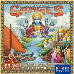 Rajas of the Ganges - The Dice Charmers (deutsch)