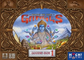 Rajas of the Ganges - Goodie-Box 1