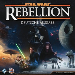 Star Wars - Rebellion (deutsch) - versandkostenfrei
