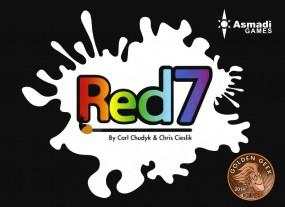 Red7 / Red 7 (deutsch / englisch)