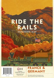 Ride the rails (englisch) - France & Germany Expansion