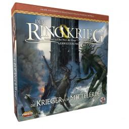 Der Ringkrieg - 2. Edition - Die Krieger von Mittelerde Erweiterung