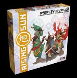 Rising sun deutsch - Dynastie-Invasion Erweiterung