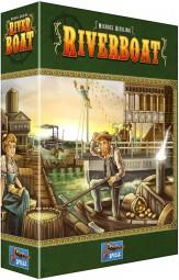 Riverboat - versandkostenfrei