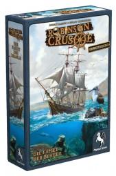 Robinson Crusoe - Die Fahrt der Beagle Erweiterung