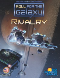 Roll for the Galaxy - Rivalry Expansion (englisch)