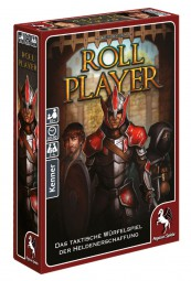 Roll Player (deutsch) plus 2 Promokarten