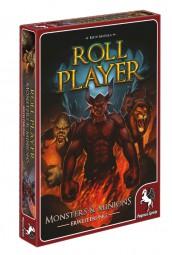 Roll Player (deutsch) - Monsters & Minions Erweiterung mit Promo