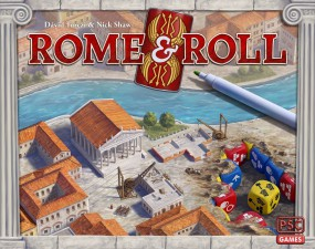 Rome & Roll with Character Expansion (englisch)