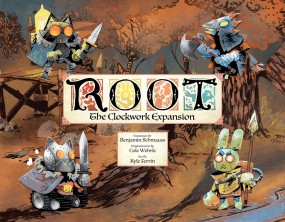 Root (englisch) - The Clockwork Expansion