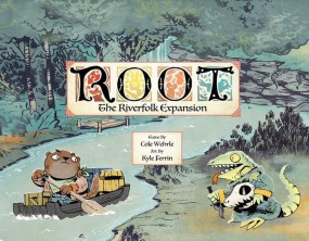 Root (englisch) - Riverfolk Expansion