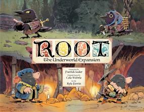 Root (englisch) - The Underworld Expansion