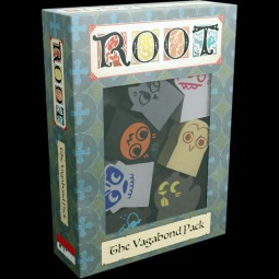 Root (englisch) - The Vagabond Pack Expansion
