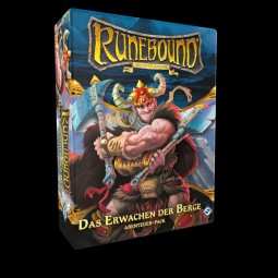 Runebound - Neuauflage - Das Erwachen der Berge Erweiterung