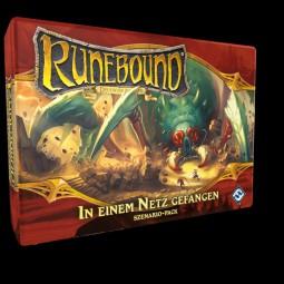 Runebound - Neuauflage - In einem Netz gefangen Erweiterung