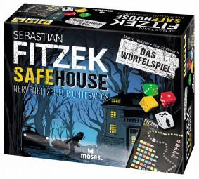 Sebastian Fitzek - Safehouse - Das Würfelspiel
