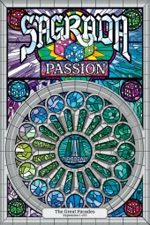 Sagrada - The great facades - Passion Expansion (englisch)