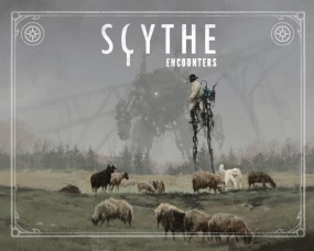 Scythe - Encounters Expansion (englisch)