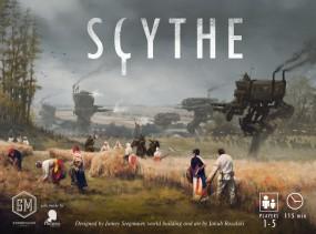 Scythe (englisch) - versandkostenfrei