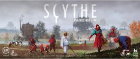 Scythe - Invaders from Afar Expansion (englisch)