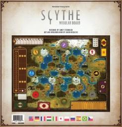 Scythe - Modular Board Erweiterung (deutsch / englisch)