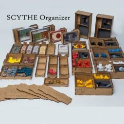 Scythe - Blackfire Organizer
