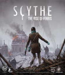 Scythe - The rise of Fenris Expansion (englisch)