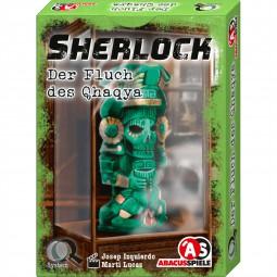 Sherlock – Der Fluch des Qhaqya