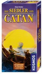 Die Siedler von Catan - Entdecker & Piraten - 5-6 Spieler