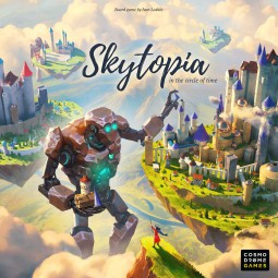 Skytopia: in the circle of time (englisch)