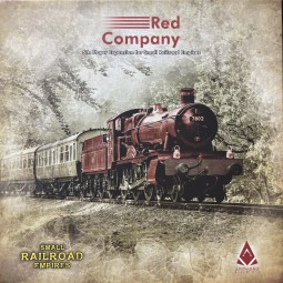 Small Railroad Empires - Red Company Expansion (englisch)