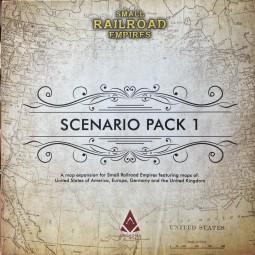 Small Railroad Empires - Scenario Pack 1 Expansion (englisch)