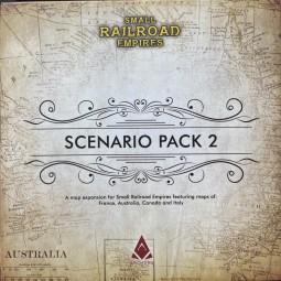 Small Railroad Empires - Scenario Pack 2 Expansion (englisch)