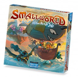 Small World - Sky Islands Erweiterung