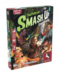 Smash Up 13 - Kulturschock