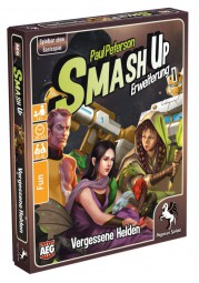 Smash Up - Vergessene Helden
