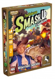 Smash Up 13 - Widerstand zwecklos