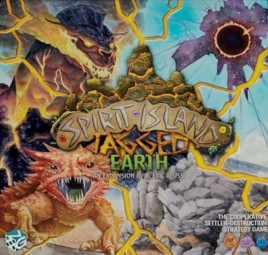 Spirit Island (englisch) - Jagged Earth Expansion