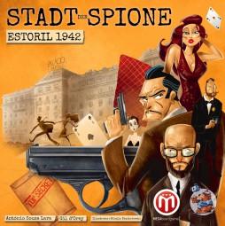 Stadt der Spione - Estoril 1942