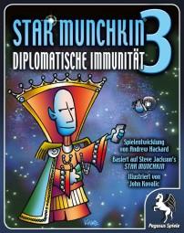 Star Munchkin 3 - Diplomatische Immunität