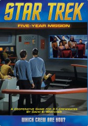 Star Trek - Five-Year Mission