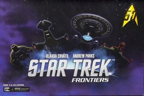 Star Trek: Frontiers (englisch)