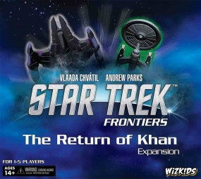 Star Trek: Frontiers (englisch) - The return of Khan expansion