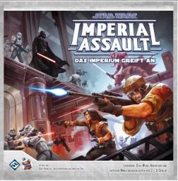 Star Wars - Imperial Assault - Das Imperium greift an