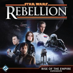 Star Wars - Rebellion - Rise of the empire Expansion (englisch)