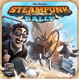 Steampunk Rally