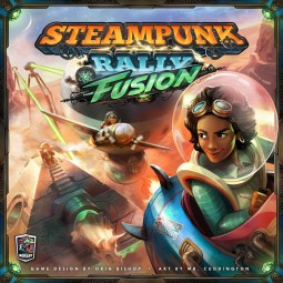 Steampunk Rally Fusion - Retail Edition (englisch)